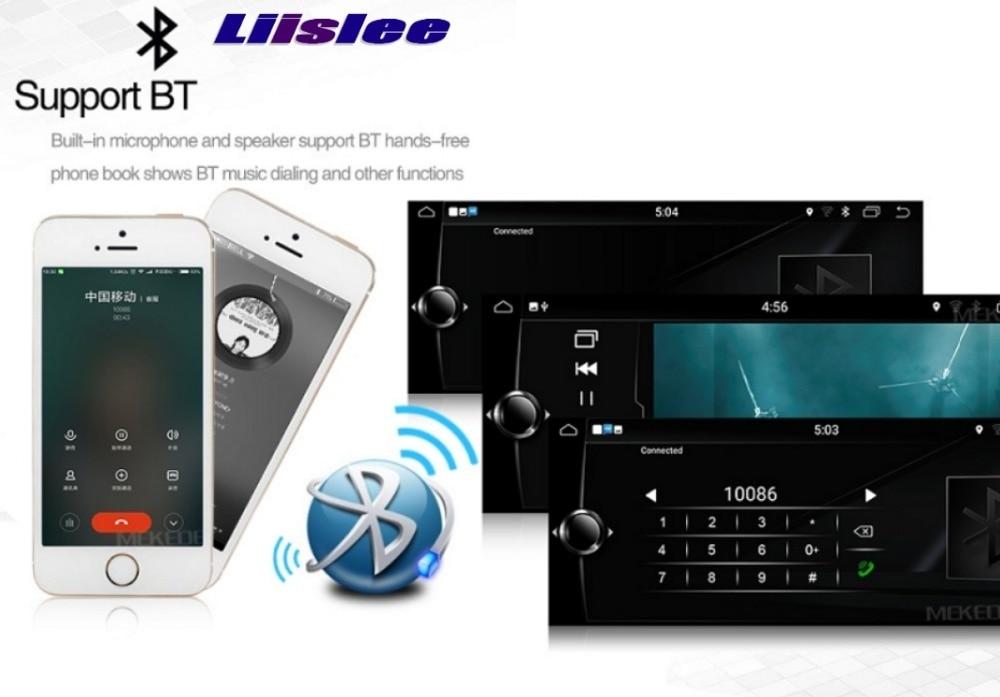 Liislee Navi For CarPlay 10.25 DABDAB+ 2G RAM For BMW X1 E84 2009-2015 Original NBT EVO System Car Multimedia GPS Navigation 18