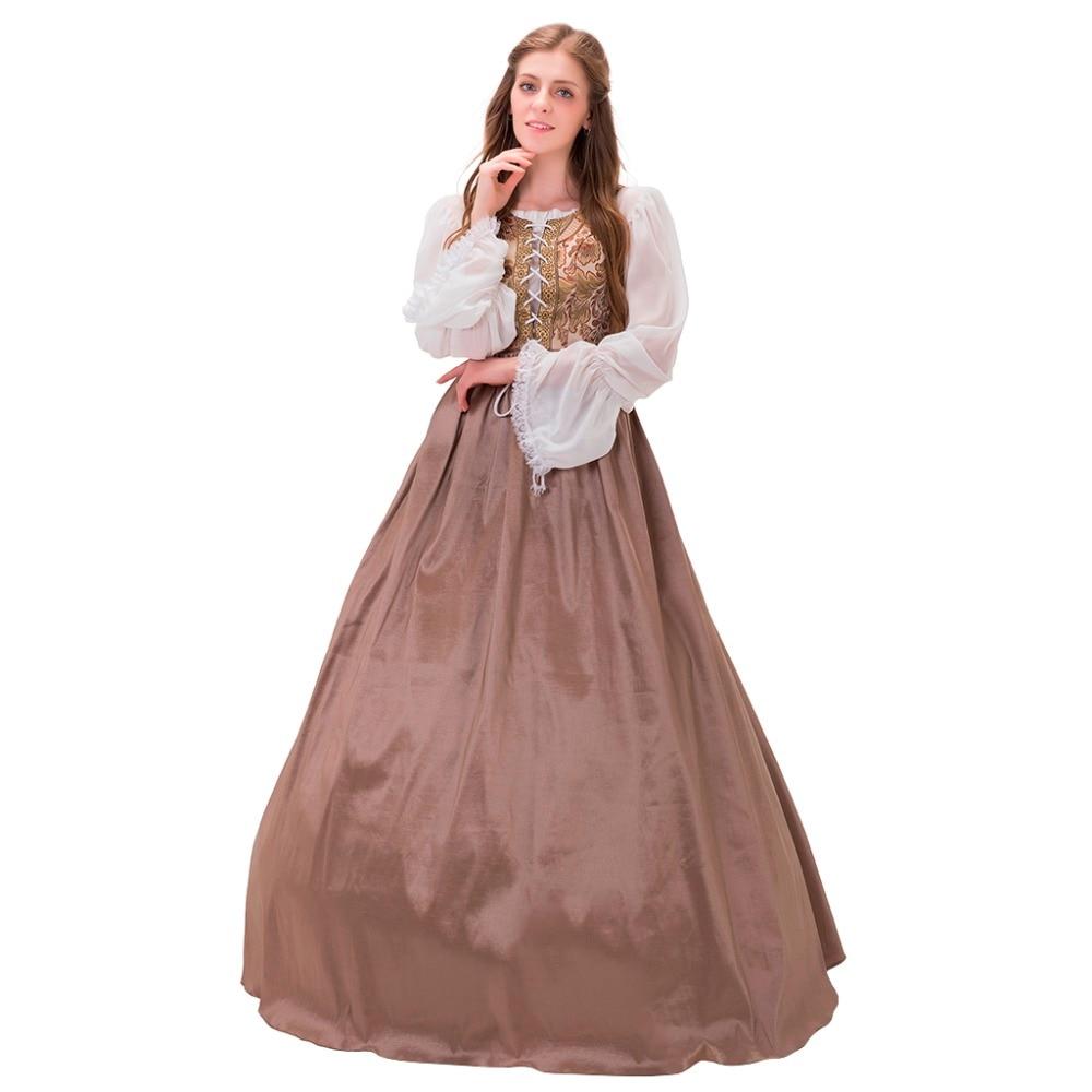 Online Get Cheap Medieval Wedding Gown -Aliexpress.com