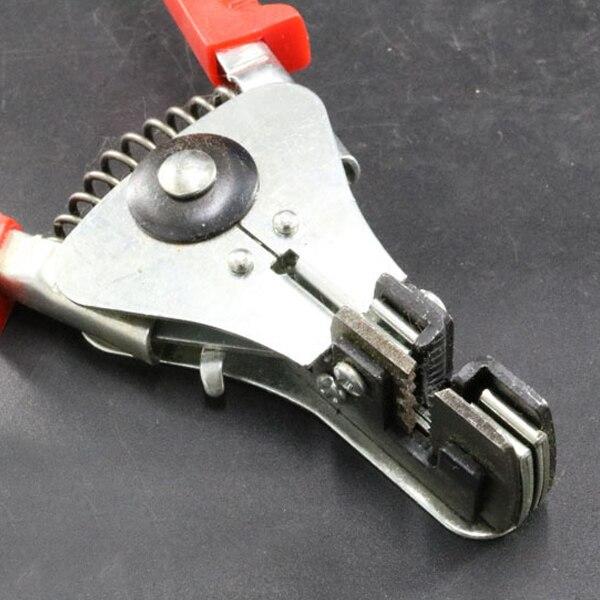 Hohe 1 stücke Automatische Kabel Abisolierzange Abisolieren Crimper Crimpen Zangen-scherblock-werkzeug Seitenschneider