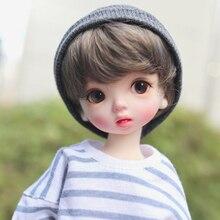 슈가 페어리 키노 BJD SD 인형 1/6 바디 NAPI 모델 소녀 소년 고품질 수지 피규어 장난감 가게 무료 눈 luodoll