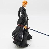 Play Arts Kai BLEACH Kurosaki Ichigo PVC Action Figure Collectible Model Toy 27.5cm