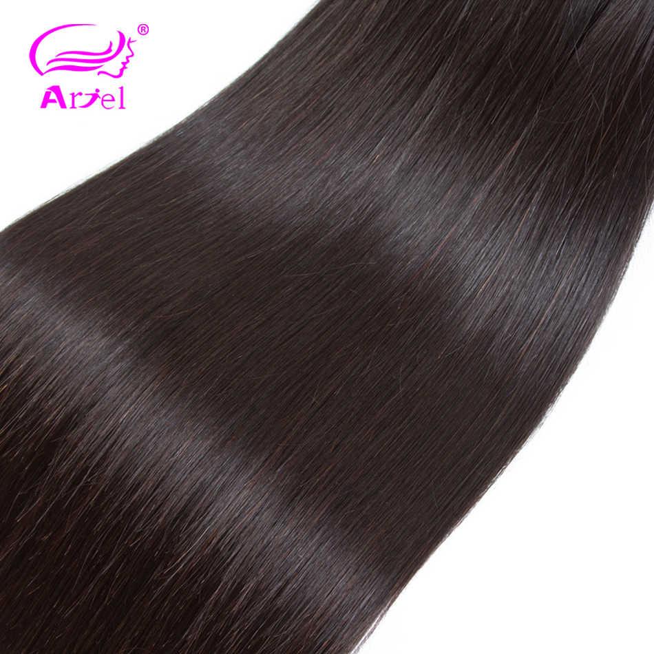 Paquetes de pelo lacio extensiones de cabello humano peruano paquetes de Color Natural 28 30 pulgadas paquetes de extensiones de cabello humano no Remy