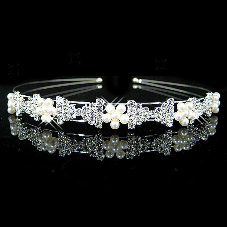 HTB1nB9LKXXXXXbCXXXXq6xXFXXXb Romantic Bridal Bridesmaid Prom Crystal Pearl Charm Headband Tiara Crown - 15 Styles