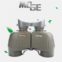 MOGE 10X50 Binoculars Nitrogen filled Waterproof HD High definition Low light Night Vision with Electronic Compass