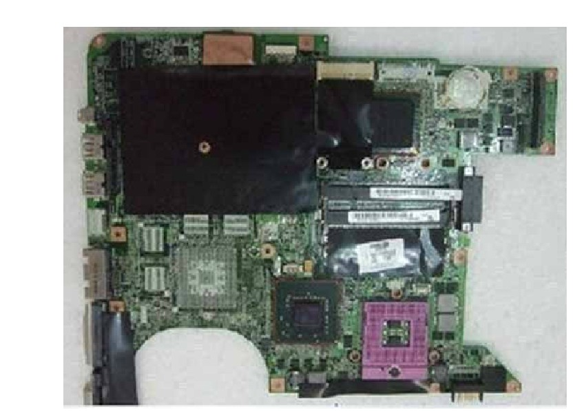 447984-001 lap connect with printer motherboard DV9000 full test lap  connect board 447984 001 laptop motherboard dv9000 motherboard full test laptop case