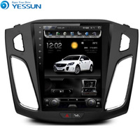 YESSUN Android Radio Car DVD Player For Ford For Focus 3 2012~2016 stereo radio multimedia GPS navigation with WIFI Bluetooth FM