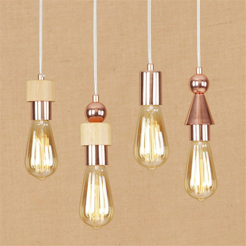 Nordic Loft Style Simple Iron Droplight Industrial Vintage Pendant Light Fixtures For Dining Room HangingLamp Indoor Lighting nordic loft style iron droplight retro led pendant light fixtures for dining room hanging lamp vintage industrial lighting