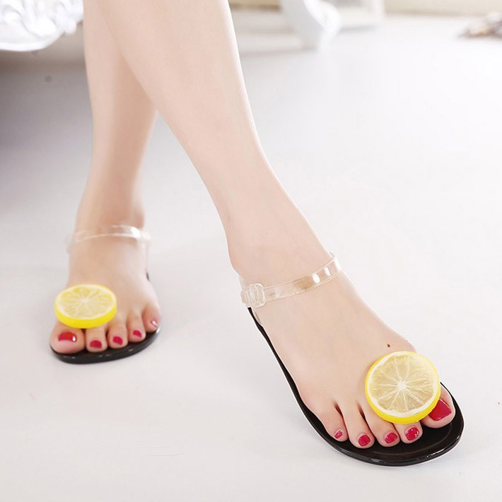looking for for sale LEMON JELLY Flip flops top quality for sale ipN1e