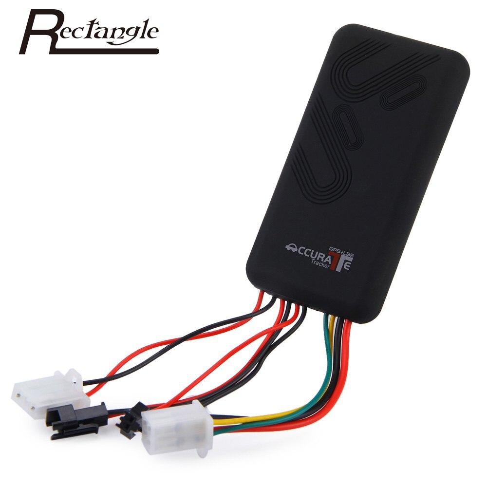 imágenes para GT06 Mini Car Tracker GPS GSM SMS GPRS Vehículo Sistema de Seguimiento En Línea Monitor de Alarma de Control Remoto de Motocicleta Localizador Dispositivo