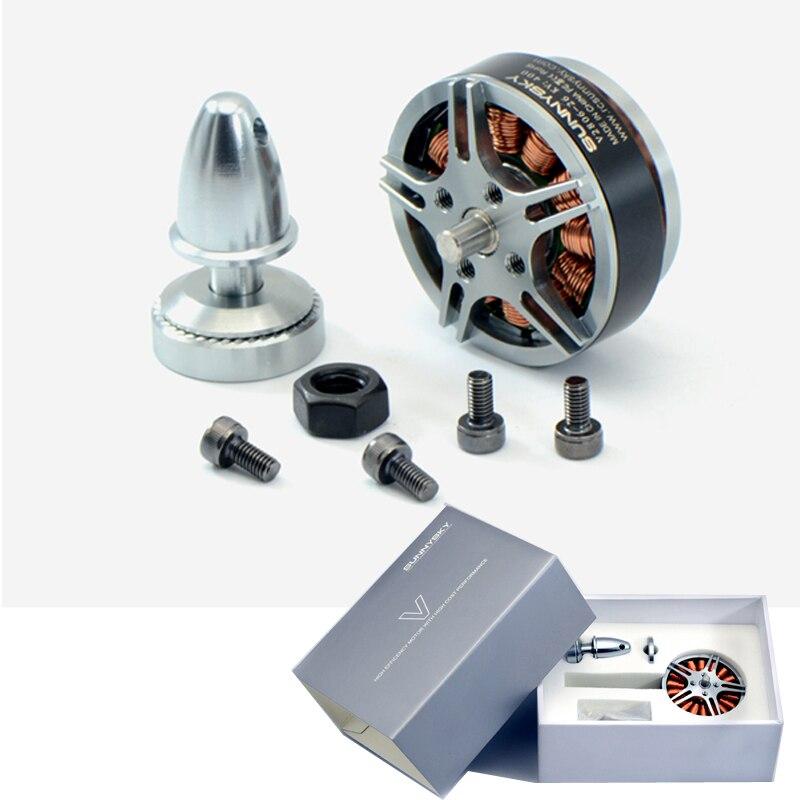 1pcs Sunnysky V2806 400kv 650KV disc motor for RC model aircraft quadcopter multi-rotor drone accessories