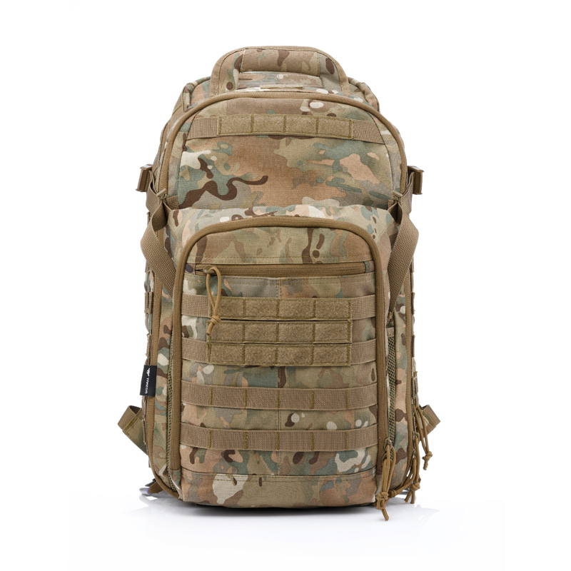 2017 Hot Military Tactical Backpack Vandring Camping Bag YaKeda Brand Large Capacity Outdoor Sports Waterproof Camouflage Bag