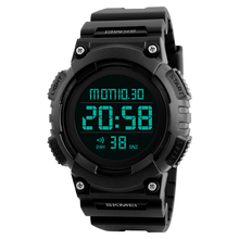 Outdoor Sport Dive Watch Men Digital 50M Waterproof Silicone Military Watches Men with Luminous Multifunction Wristwatch Mens