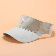 Summer Beach Hat Fashion Unisex Concise Open-top Sun Ultraviolet Light Resistant