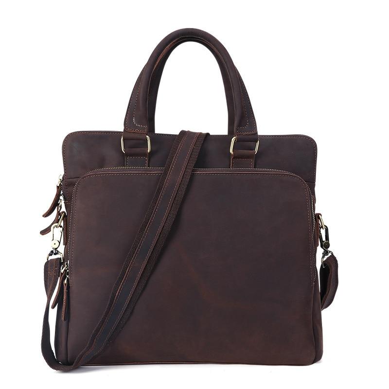 36x32CM Men S Leather Wallet Genuine Leather Business handbag  A422336x32CM Men S Leather Wallet Genuine Leather Business handbag  A4223