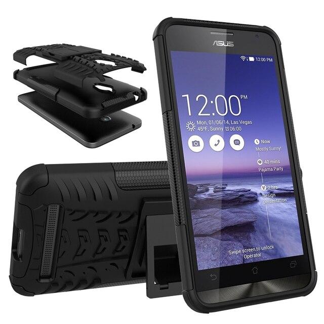 013 2 В 1 ТПУ + PC Міцний Hybrid Dual Heavy Duty важких Випадках Для Asus ZenFone Go 5.0 Dual SIM ZC500TG Z00VD