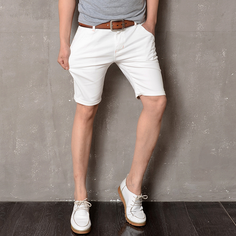 Compare Prices on White Denim Bermuda Shorts- Online Shopping/Buy ...