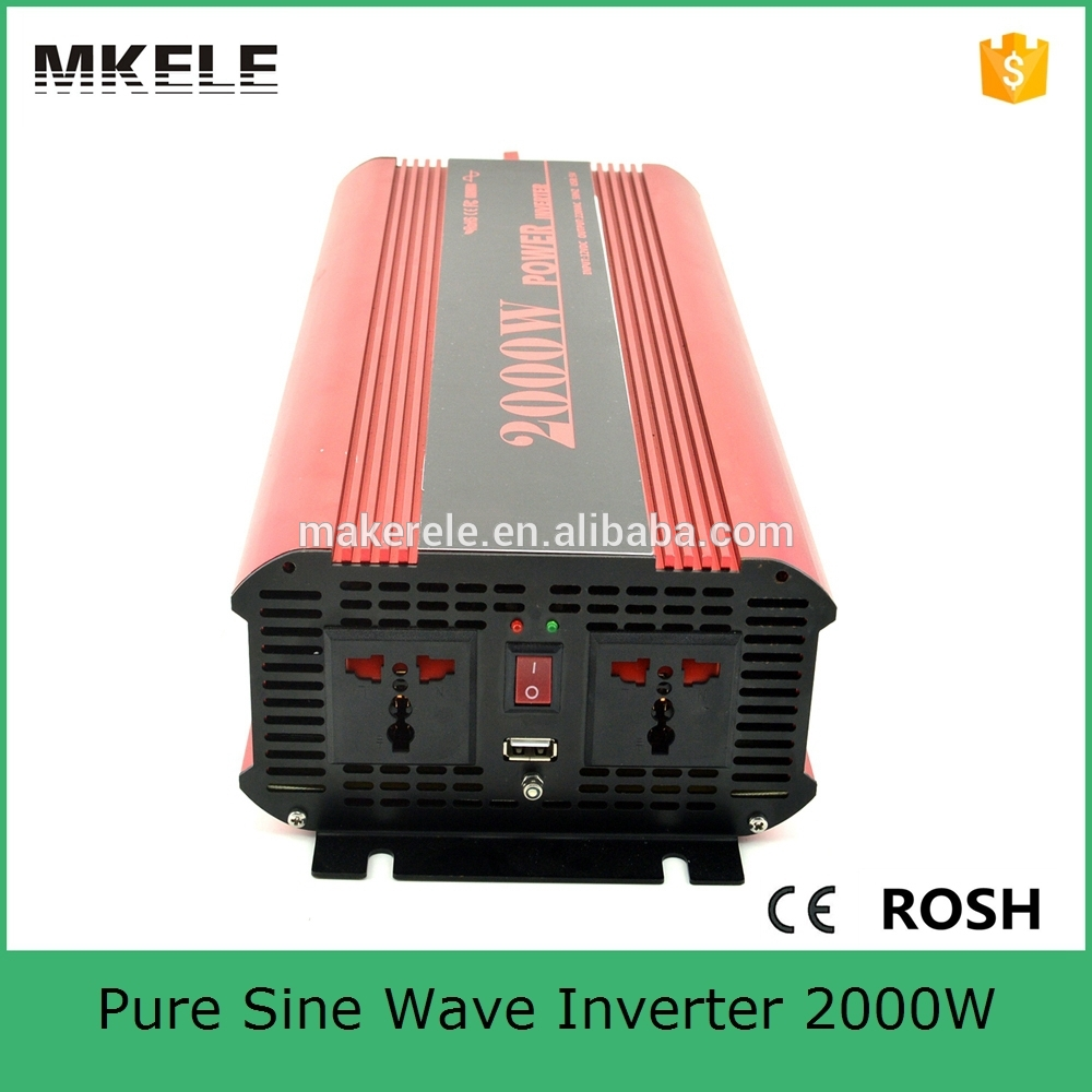MKP2000-481R pure sine wave inverter 2kw solar inverter 2000w 48vdc 110vac off grid single output power inverter full power pure sine wave 300watt inverter south africa output single type