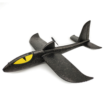 Capacitor Electric Glider Foam Powered Flying Plane Rechargeable Aircraft Model Science Educational Toys For Children