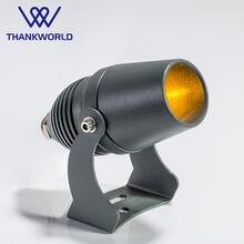 Светодиодный прожектор vw наружный Точечный светильник s 1 Вт