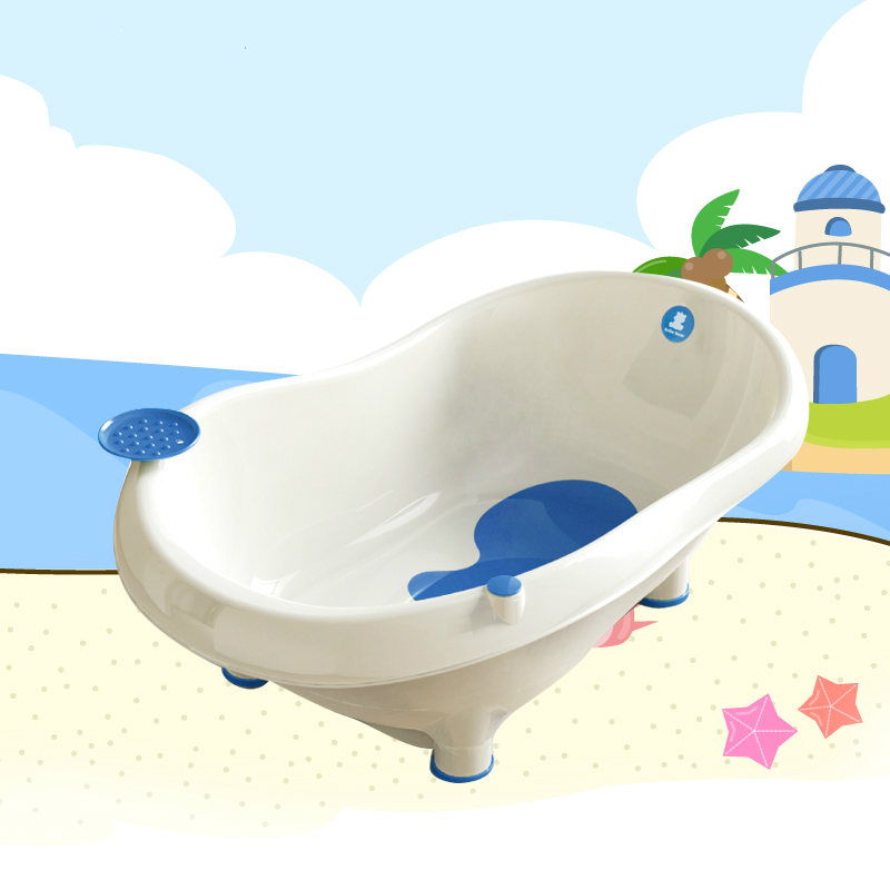 appena nato al bambino vasca wgambe del bambino vasca da bagno di grandi dimensioni