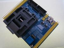 ATmega-TQFP100 ATmega2560 ATmega2561 ATmega3290 asiento pruebas IC Test Socket banco de prueba bloque TQFP100 QFP100