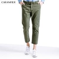 CARANFIER 2017 Men S Ankle Length Pants Men S Cotton Casual Ankle Length Pants Fashional Men