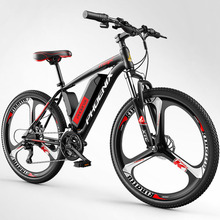 26inch electric mountain bike 36v lithium battery 250w high speed motor ebike carbon steel  EMTB