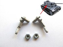 Mato turret metal hatch stopper for 1/16 1:16 RC Panzer III, IIIH, Panzer IV F1,Panzer IV-F2 tank, metal upgraded parts