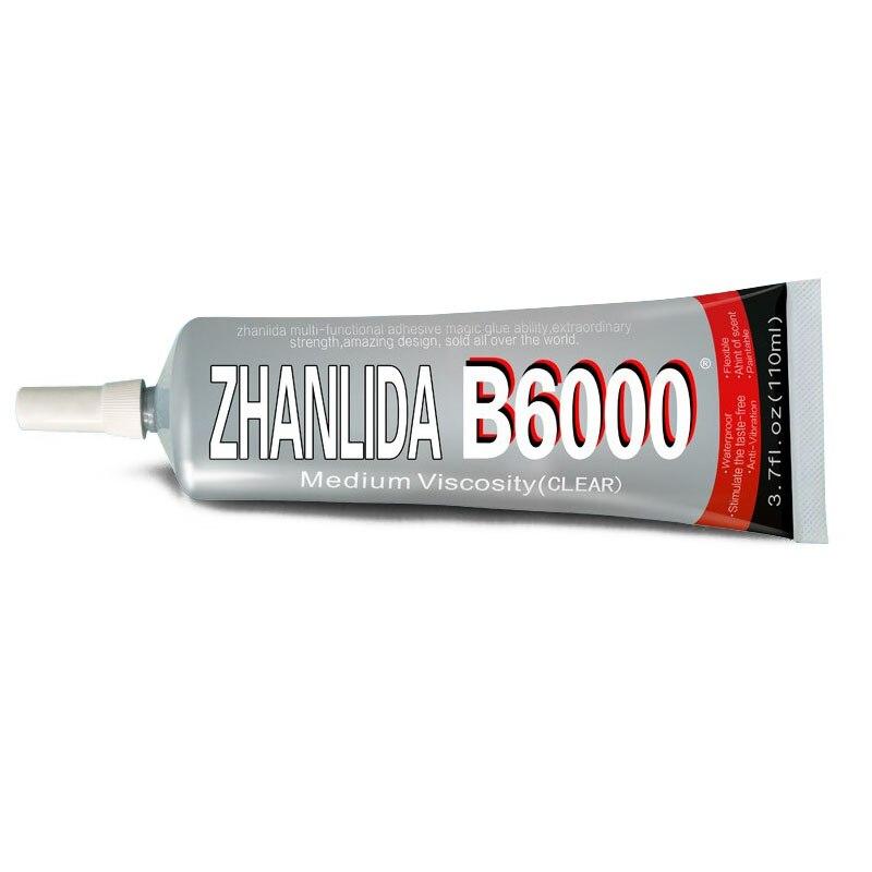 1 unids B6000 aguja pasta de pegamento 110 ml