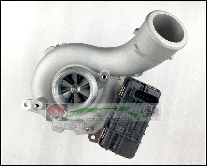 Turbo +Actuator GTB2260VK 776470 776470-0003 776470-0001 059145722R For Audi A6 Q7 VW Marine Touareg Phaeton CDYC CCMA CEXA 3.0L