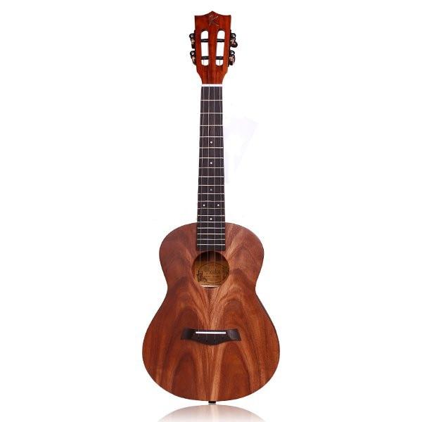 Kaka 23 Inch 26 Inch Full Solid Koa Ukulele With Gig Bag KUC/T-KAD Rosewood 12mm waterproof soprano concert ukulele bag case backpack 23 24 26 inch ukelele beige mini guitar accessories gig pu leather
