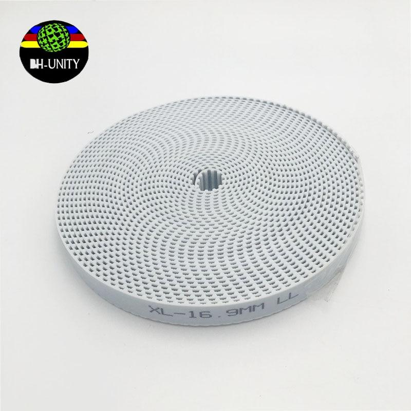 Brand new!!eco solent printer 16.9XL-9000 long belt Wit-color Ultra9000 belt 1 pc for sale недорго, оригинальная цена