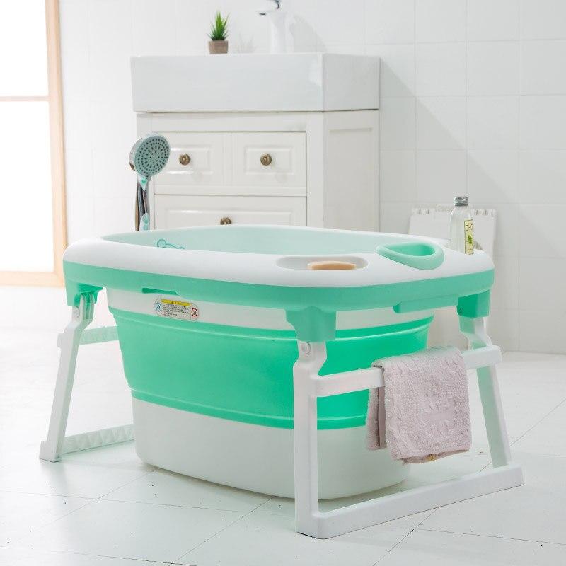 Fold-able Baby Bathtub 2