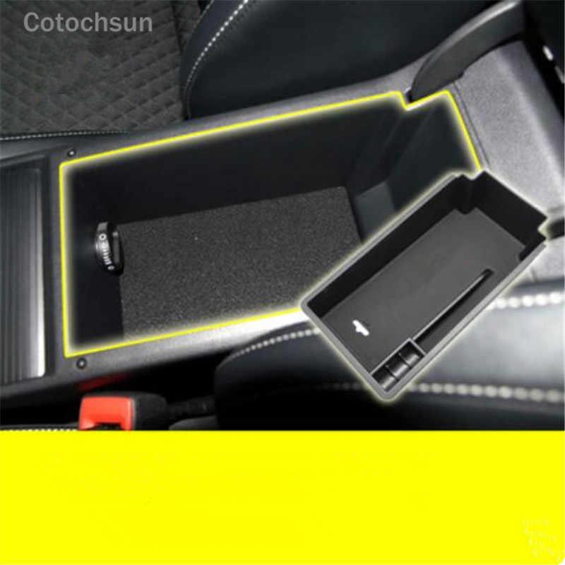 36ea71b0546 Detail Feedback Questions about Cotochsun Car armrest storage box Glove box  tray storage box case For Skoda Octavia A7 Superb