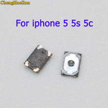 ChengHaoRan 50-100pcs Volume Power button Switch for iPhone 5 5s 5c  Top Inner ON OFF Contact Button