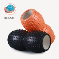 Yoga Massage Roller Pilates Foam Roller Massage Peanut Foam Yoga Block Roller Pilates Training Physiotherapy Rehab Yoga Roller