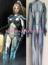 Alta qualidade feito sob encomenda impressão 3d nova cosplay traje nova elastano terno nova elastano zentai halloween catsuit frete grátis