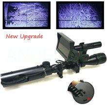 Hot Outdoor Hunting optics monocular Tactical digital Infrared night vision telescope binoculars use in Day Night For Riflescope