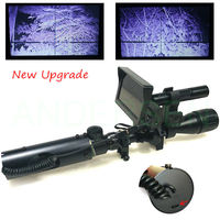 Hot Outdoor Hunting Optics Monocular Tactical Digital Infrared Night Vision Telescope Binoculars Use In Day Night