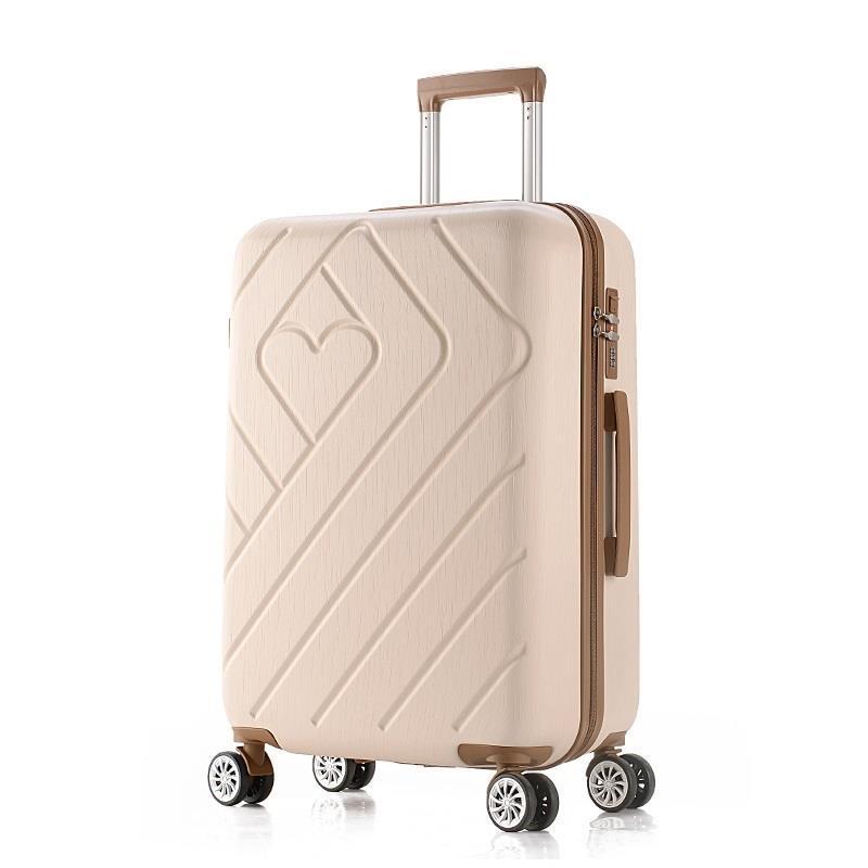 2024inch fashion trip wheels travel malas de viagem com rodinhas trolley valiz maletas koffer suitcase rolling luggage