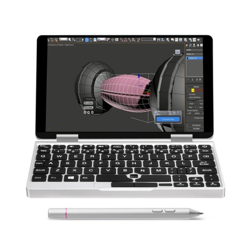 IPS Toutch Screen Tablet PC Intel Celeron 3965Y One Netbook Pocket Laptop 8G RAM 256G SSD Type-c 5G Wifi Bluetooth