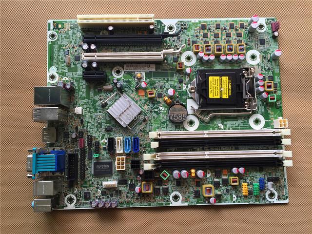 Para HP 8200 8280 Elite SFF 611834-001 611793-002 motherboard Q67 100% testado Frete grátis