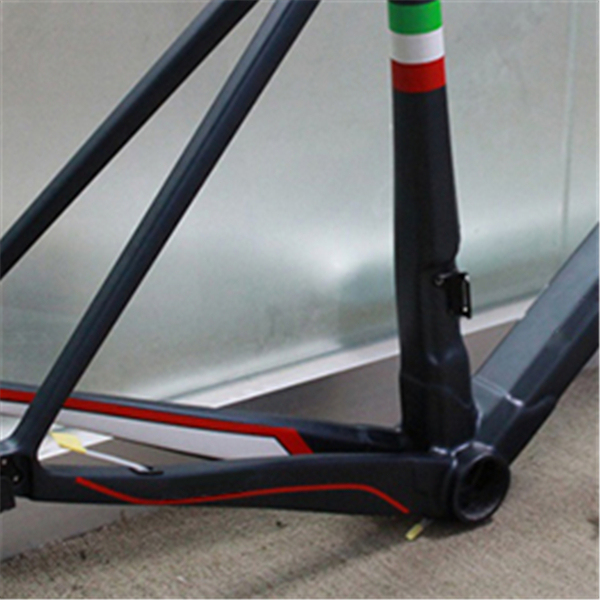 Cheap 2015 carbon road bike frame C60 carbon bicycle fiber road bike frame Inner cable route