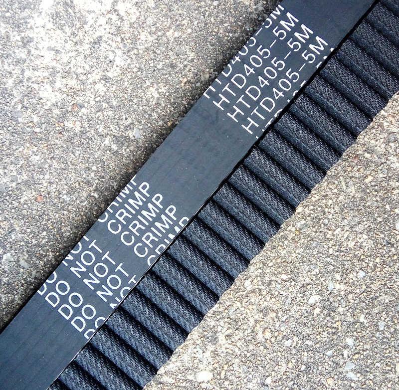 860-5M-9 mm HTD Zahn-//Synchronriemen von PIX TOP PRODUKT- 172 Zähne