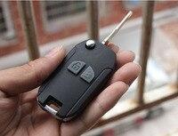 Modified Flip Folding Remote Key Shell For Suzuki SX4 Swift Jimny Car Key Blanks Case