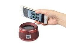 Red RD4100 2d USB desktop bar code reader phone e-ticket qr code scanner