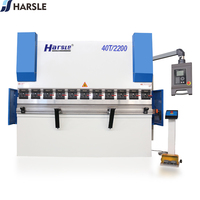 Cnc plate bender hydraulic steel plate bending machine steel sheet hydraulic bender machine