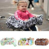 ファッション幼児スーパーマーケットショッピングカートカバーベビーシートパッド汚いカバー子供旅行シートクッション汚れポータブル