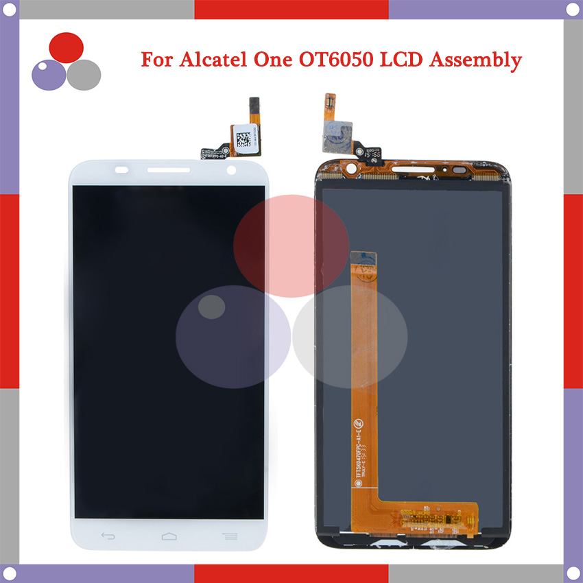 For Alcatel One Touch Idol 2S OT6050 6050 6050Y LCD Screen Display + Touch Screen Digitizer Assembly Free Shipping