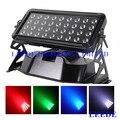 (1 piece+1 flight case) Outdoor LED Spotlight City Color 36x10w RGBW